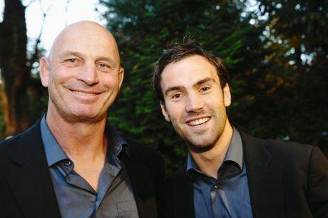 Vern Cotter & Morgan Parra