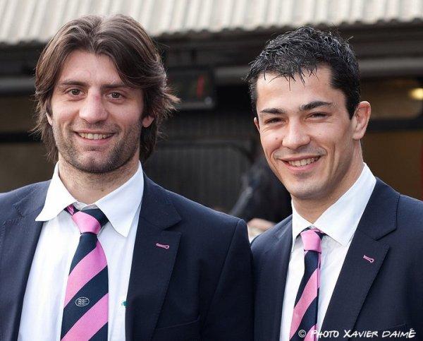 Pierre Rabadan & Guillaume Bousses