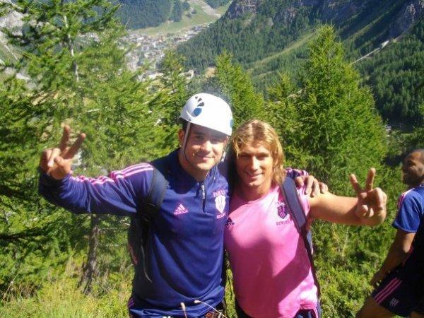Laurent Sempéré & Dimitri Szarzewski