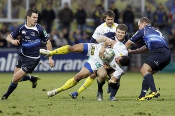 Clermont - Leinster