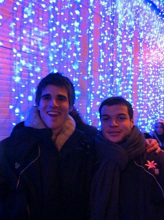 Hugo Bonneval & Rabah Slimani