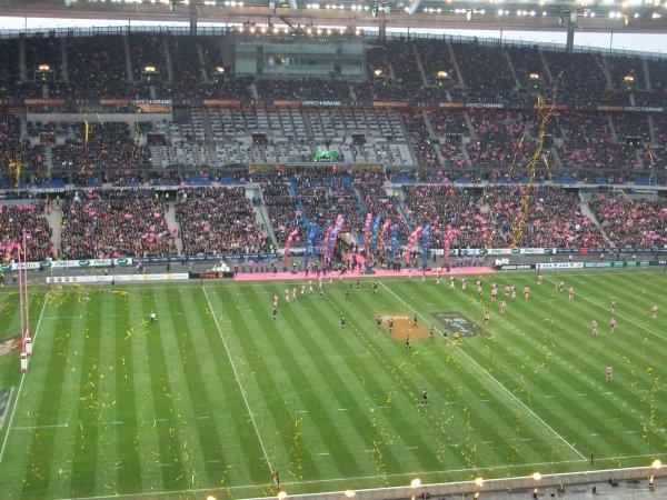Stade Français - Stade Toulousain