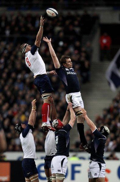 France 34 - 21 Ecosse