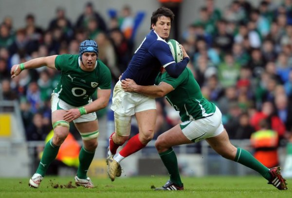 Irlande 22 - 25 France