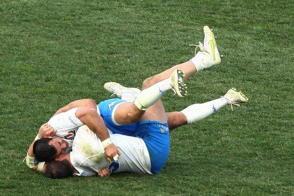 Italie 22 - 21 France