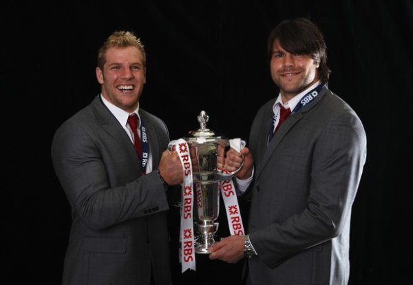 James Haskell & Tom Palmer