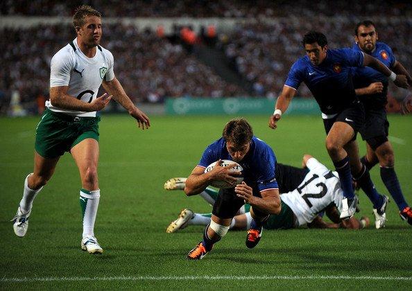 France 19 - 12 Irlande