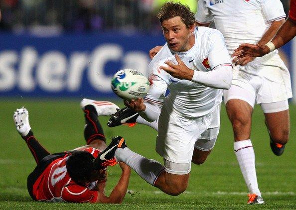 France 47 - 21 Japon