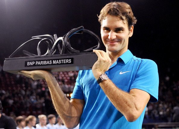 Finale du Masters de Paris Bercy