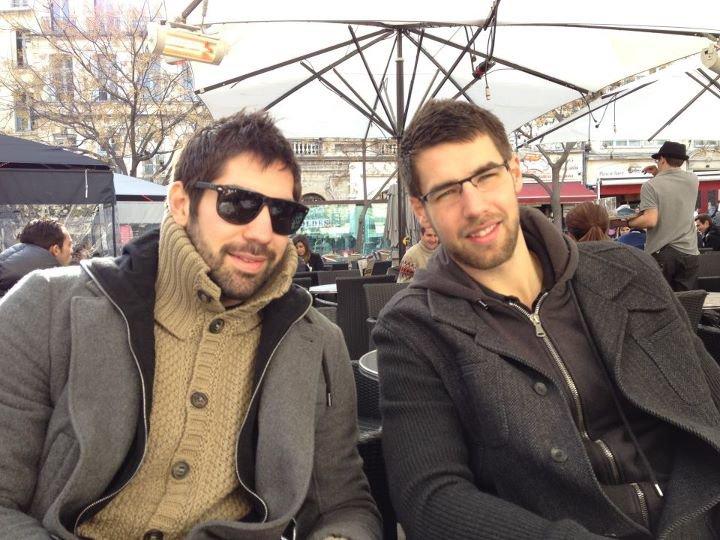Nikola & Luka Karabatic