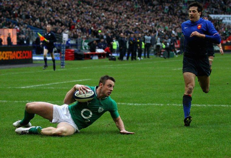 France 17 - 17 Irlande