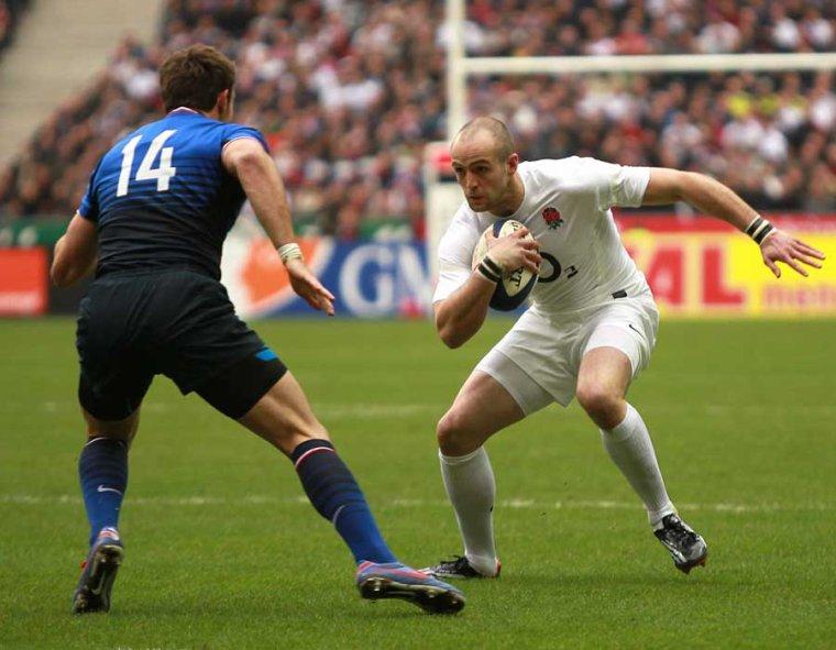France 22 - 24 Angleterre