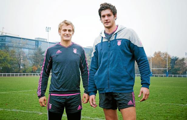 Jules Plisson & Alexandre Flanquart