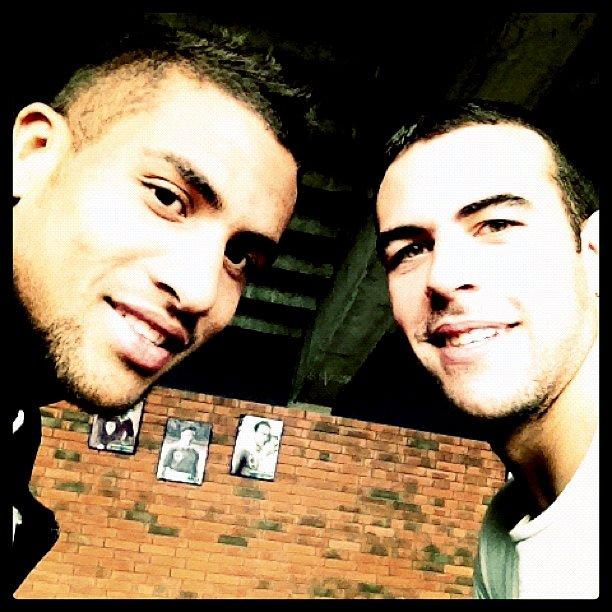 Wesley Fofana & Gonzalo Canale