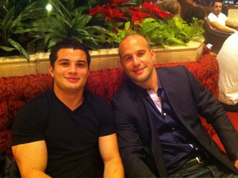 Brice Dulin & Frédéric Michalak