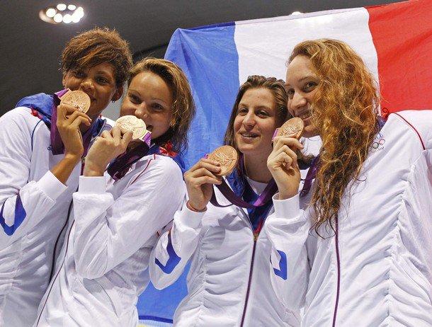 Les médailles du 1er août