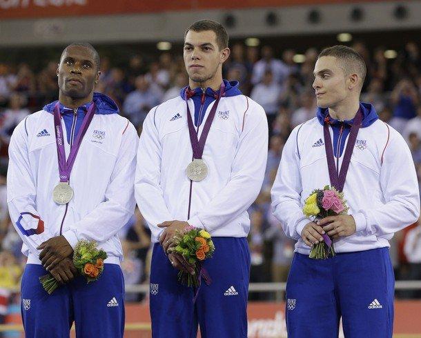 Les médailles du 2 août