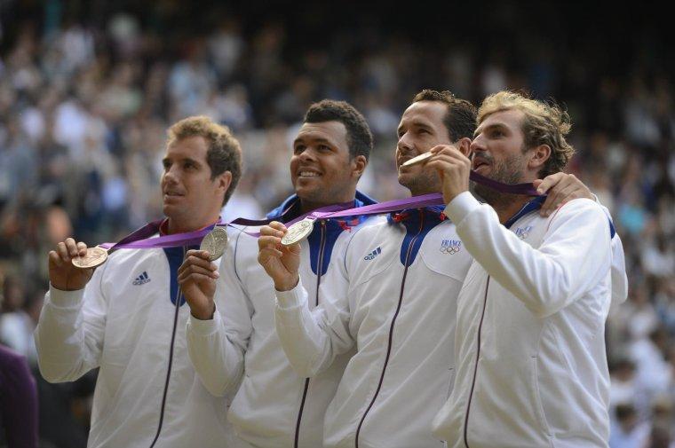 Les médailles du 4 août
