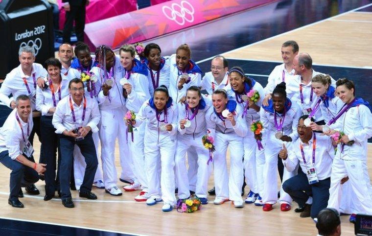 Les médailles du 11 août