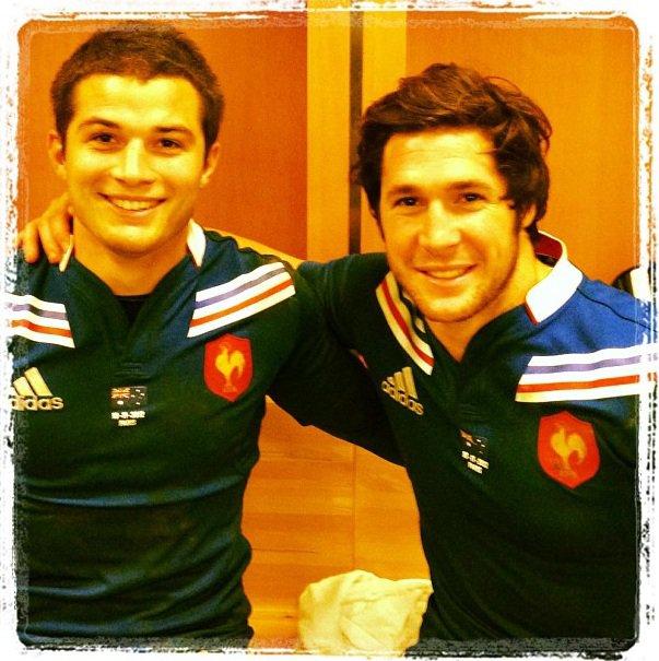 Brice Dulin & Maxime Machenaud