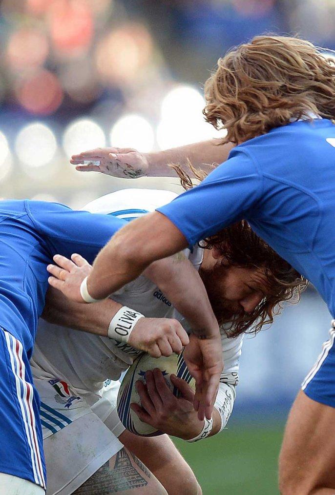Italie 25 - 18 France