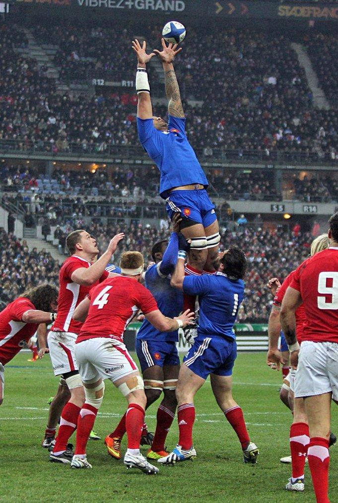 France 6 - 16 Galles