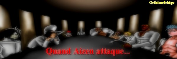 Chapitre 12 : Quand Aizen Attaque Partie I