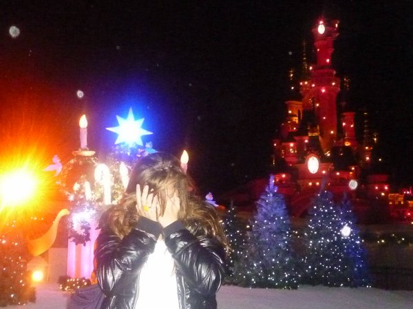 DISNEY LAND PARIS! Juste géniale (: <3
