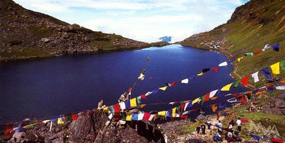 Goshainkunda Lake Trekking in Nepal