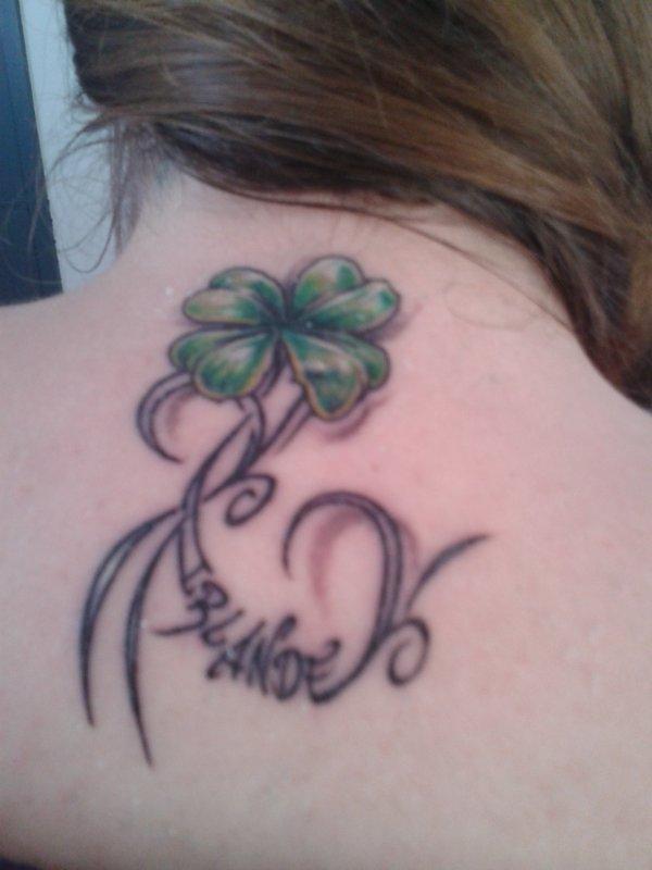 Mon Tatouage ♥