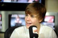 Justin sur NRJ tout les interview (désoler pour l'image)