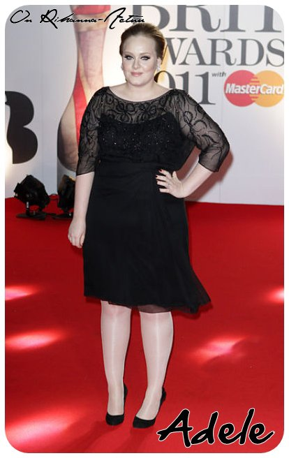OMG ! Adele craque pour notre Ri-ri !