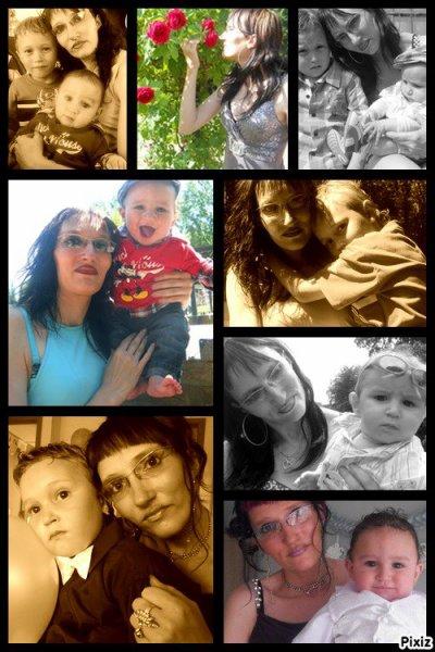 Mes petits princes et moi...