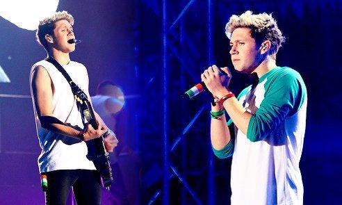"""""""Nous voulons que nos fans soient heureux. Nous entendons beaucoup de chose d'eux. Ils signifient beaucoup pour nous.""""  - Niall Horan"""