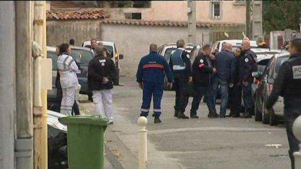 Fusillade à Toulon: un douanier tué, le tireur interpellé