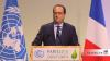 Historique: Hollande a ouvert la COP 21