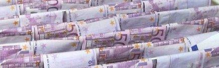 A la pêche de billets de 100 et de 500 euros dans le Danube