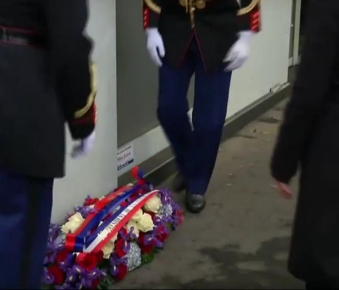 Hyper Cacher :Hollande inaugure une plaque commémorative en hommage aux victimes de l'attentat
