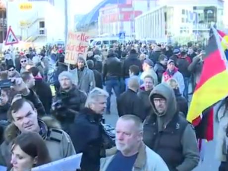 Manifeste contre les abus sexuels de la nuit de la Saint-Sylvestre à Cologne