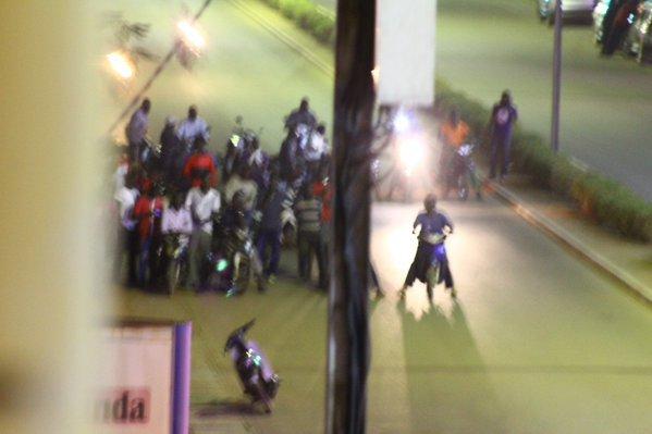 Des tirs et des détonations ont été entendus, au soir dans un hôtel de Ouagadougou, au Burkina Faso