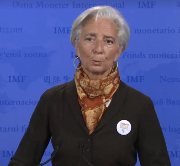 Christine Lagarde: la crise des migrants menace la survie de Schengen
