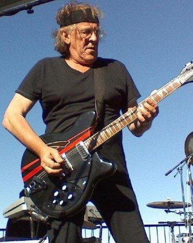 Paul Kantner, cofondateur du groupe «Jefferson Airplane»  a décédé jeudi