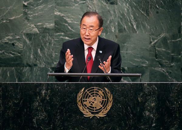 Ban Ki-moon: 34 groupes à travers le monde auraient prêté allégeance à l'EI