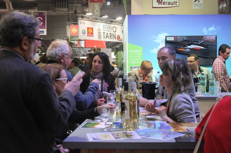 SALON INTERNATIONAL DE L'AGRICULTURE 2017 : L'HÉRAULT A FAIT SON ENTREE !