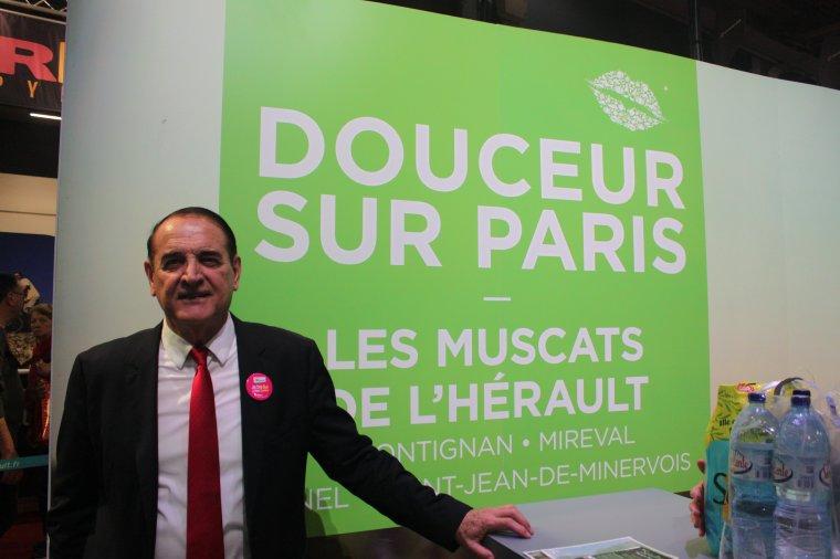 SIA 2017: La meilleure eau gazeuse du monde est Héraultaise