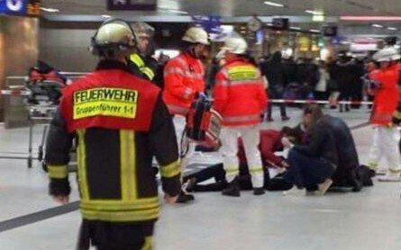 DÜSSELDORF: L'auteur de l'attaque à la hache est manifestement psychiquement malade