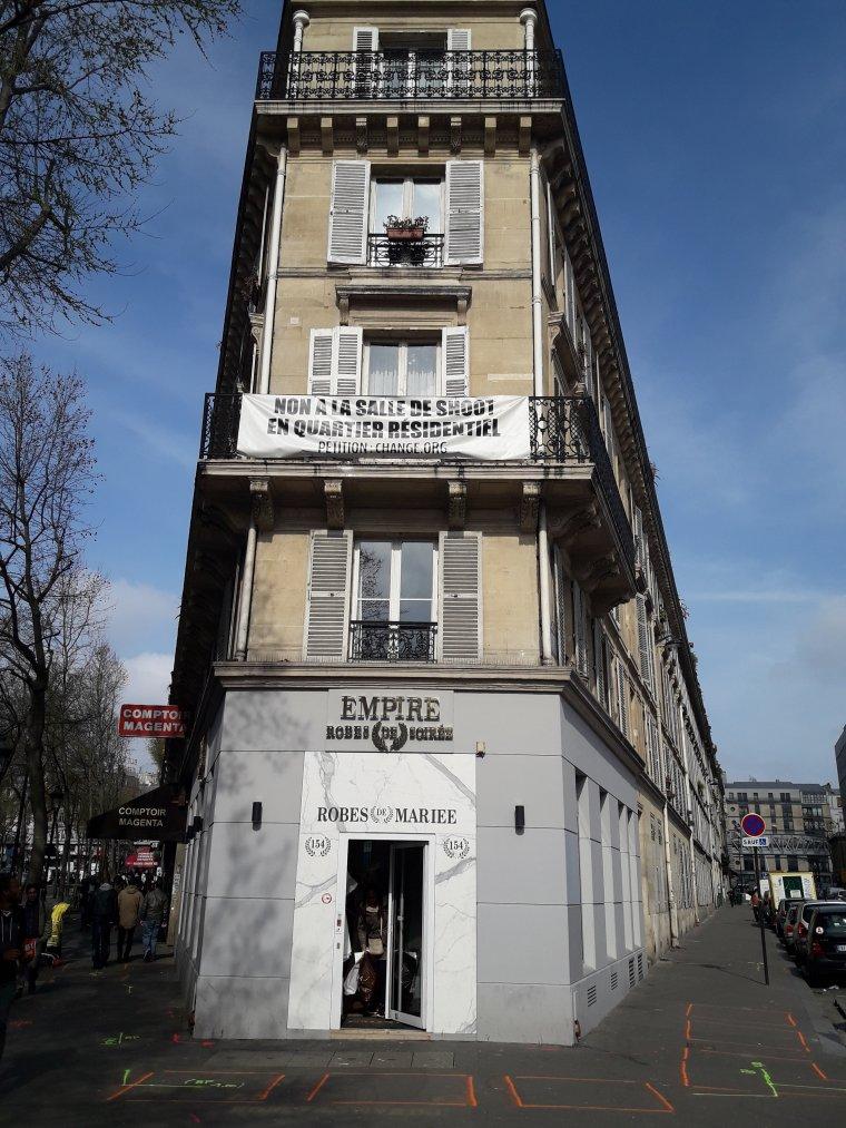 Salle de shoot à Paris : l'exaspération des riverains