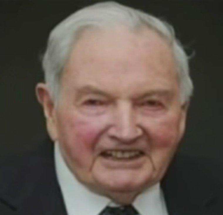 Décès de David Rockfeller à l'âge de 101 ans