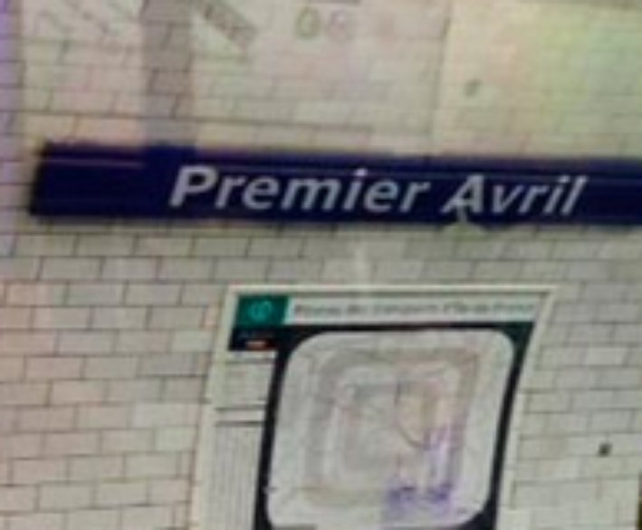 Poisson d'Avril : la RATP s'amuse