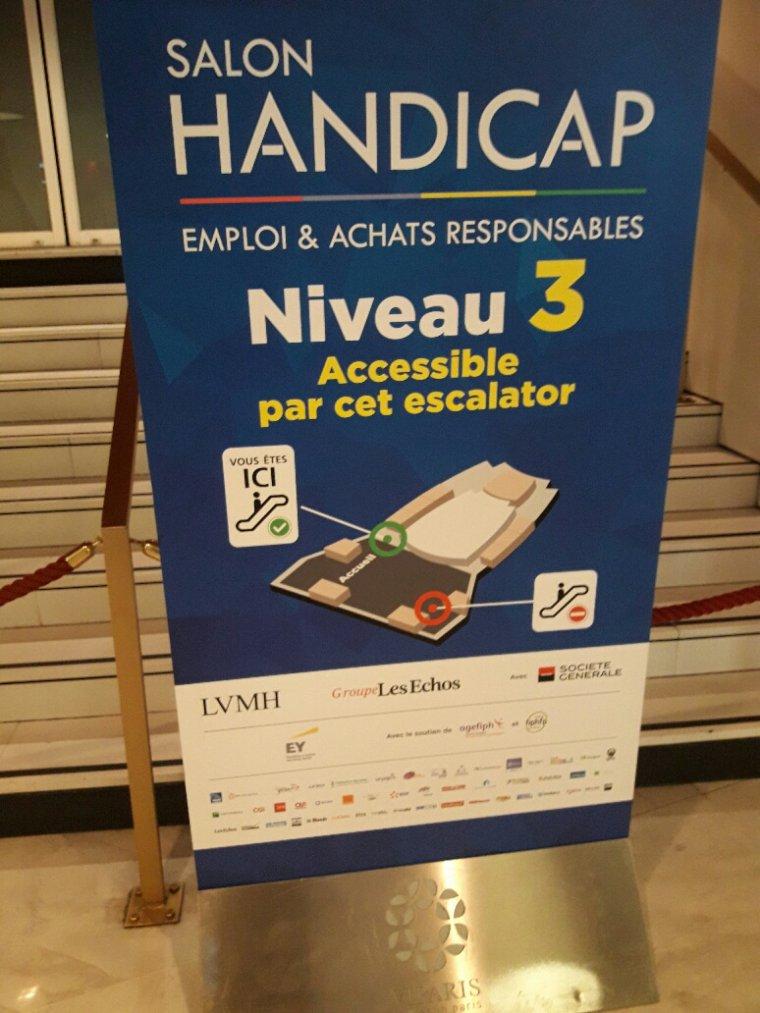 Salon Handicap – Emploi & Achats Responsables
